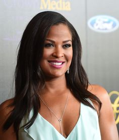 Laila Ali Photos - Laila Ali arrives at the Anniversary Gracies Awards at The Beverly Hilton Hotel on May 2015 in Beverly Hills, California. Laila Ali, Mane Hair, Heavyweight Boxing, The Beverly, Off Black, 40th Anniversary, Red Carpet, Awards, Autumn Fashion