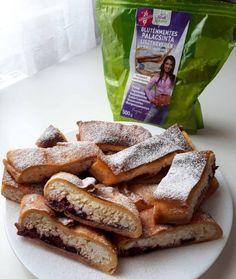 Gluténmentes, szénhidrátcsökkentett rétes (tejmentes, szójamentes, hozzáadott cukortól mentes) – Éhezésmentes karcsúság Szafival