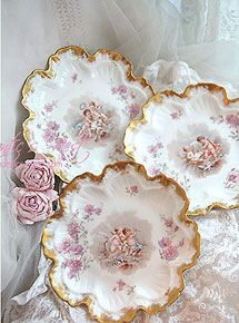 Gorgeous Victorian china.