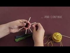 Chestnut spider tutorial - YouTube