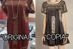 Apropiación Cultural, Short Sleeve Dresses, Dresses With Sleeves, The Originals, Fashion, Nightgown, Dresses, Sleeves, Needlework