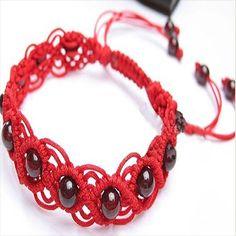 DIY Crafts : DIY make string bracelet-bead bracelet