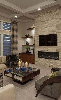 21 Most Wanted Contemporary Living Room Ideas   Pinterest   Living ...
