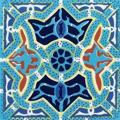 Spanish tile | Daltile Spanish Colonial 6 x 6 3037 3037 661P2
