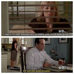 Monk is the human equivalent of grumpy cat.<<< never thought of it that way, but out works! Tv Show Quotes, Movie Quotes, Movies Showing, Movies And Tv Shows, Detective Monk, Monk Tv Show, Adrian Monk, Tony Shalhoub, Here's The Thing