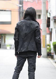 Leon Emanuel Blanck Wool Jacket Styling-3
