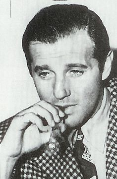 """Benjamin Siegel """"My friends call me Ben, strangers call me Mr. Siegel, and guys I don't like call me Bugsy, but not to my face."""" Ben """"Bugsy"""" Siegel"""