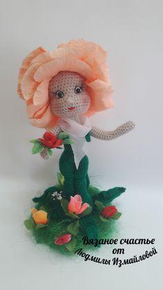 Девушка роза