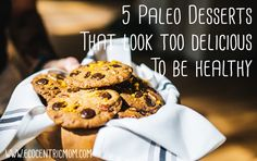 You know exactly the feeling we re talking about that mid-morning craving for something sweet to go alongside your coffee or herbal tea, or the desire for an indulgent late-night snack before crawling into bed.Desserts can be wonderful, but it is possible to have too much of a good thing. Like any food, desserts and [ ] The post 5 Paleo Desserts That Look Too Delicious To Be Healthy appeared first on Ecocentric Mom.