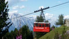 Patscherkofelbahn Tirol Train, Strollers