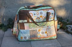 With all my Heart: My Bags are Packed My Bags, Purses And Bags, Amy Butler, Weekender Tote, Diaper Bag, Heart Quilts, Packing, Sewing, Pattern