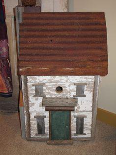 Birdhouse by Rick La Chance