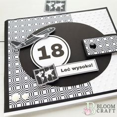 18th Birthday Cards, Bloom, Scrapbooking, How To Make, Handmade, Crafts, Diy, Hand Made, Manualidades
