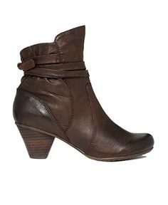 Bare Traps Shoes, Renew Booties - Shoes - Macy's