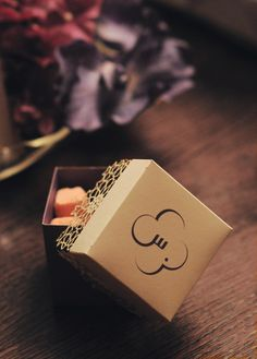 """""""arabesque"""" - personalized boxes by one9eight , via Behance"""
