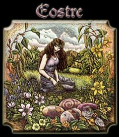 Worship of Eostre - Easter = Rebirth. Dionysus. Eggs hatching. Rabbits rooting. Dead Gods and Goddesses (for example – Jesus, Ishtar, Osiris, Adonis, Persephone) resurrecting.  Let's just leave it at that. If you want to pull off your own personal resurrection now, this IS your astro.