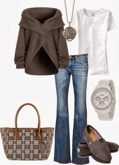 Winter Outfit #fashion