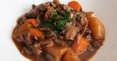Champignons à la  bourguignonne, une recette vegan surprenante et délicieuse! - La Fée Stéphanie