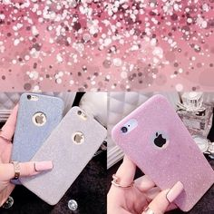 Shop Women's Silver Blue size Various Phone Cases at a discounted price at Poshmark. Description: Brand new in original packaging! Sparkle iPhone 6/6s case.  Price is for one case- choose between pink, blue, and silver!  Made of flexible plastic Such a chic, cute look!. Sold by atalienay. Fast delivery, full service customer support.