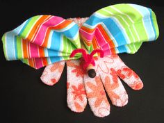 Post image for DIY Kids: Butterfly Hand Puppet