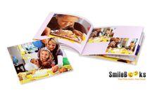 Create a birthday book to preserve all your favorite memories at SmileBooks! #smilebooks #birthday #photobooks #photo