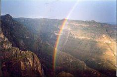 Urique-Batopilas Trail, Copper Canyon, Mexico