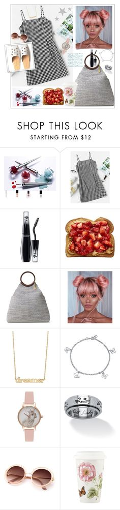 """Always cute & modern"" by natalyapril1976 on Polyvore featuring Lancôme, Michael Kors, Jennifer Meyer Jewelry, Bling Jewelry, Topshop, Palm Beach Jewelry, Lenox and modern"