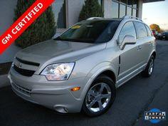 2014 Chevrolet  Captiva Sport LT - SOLD - http://www.applechevy.com