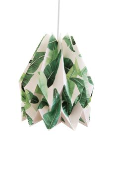 TROPICAL  Summer Edition  Handmade Origami Lighting  by blaanc, €55.00