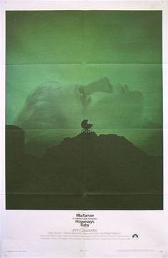 Best Film Posters : rosemary's baby