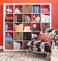 estante colorida quarto - Pesquisa Google