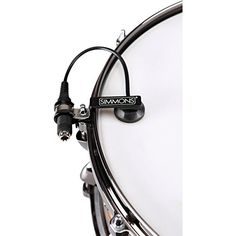 Simmons Piezo Drum Trigger Diy Drums, Drum Sets, Snare Drum, Crown Jewels, Percussion, Engine, Electric, Band, Room