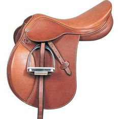 HDR SHOW JUMPING SADDLE. this looks like a great show jumping saddle! love the color!