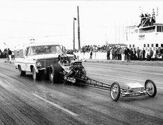 Vintage Drag Racing - Big Daddy Don Garlits.