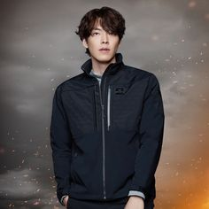 Raincoat, Kim Woo Bin, Actors, Dramas, Jackets, Amazing, Fashion, Rain Jacket, Down Jackets