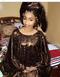 African Dresses For Women, African Attire, African Fashion Dresses, African Traditional Wedding, African Royalty, African Wedding Dress, Brocade Dresses, Classy Chic, Womens Fashion