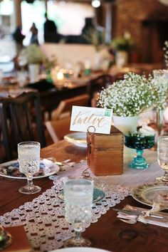 Callie Billy Romantic Rustic Chic Vintage Wedding at Serenbe. J Elliot Styling and Southern Vintage rentals. Photos by Caroline Akins and Noi Tran