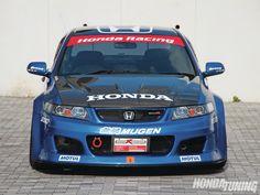 Drag Racing Гонки Honda Accord Euro R Cl7 vs Cl1