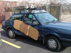 Le pire du pire des rafistolages de voiture : c'est bien la crise pour tout le monde !