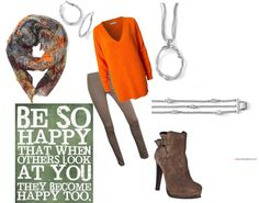 """""""Be Happy"""" by shine2day on Polyvore"""