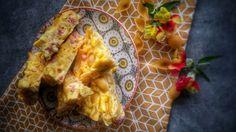 Frittomisto: cucina ed emozioni: Frittata di pasta con pancetta e pecorino sardo DO...