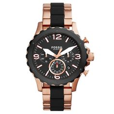[WALMART] Vários Relógios Fossil em promoção. a partir de R$399 em 6x s/juros
