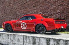 Dodge Challenger Hellcat Prior 06