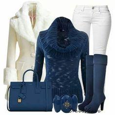 Stylish eve More Winter Fashion Outfits, Fall Winter Outfits, Look Fashion, Autumn Winter Fashion, Womens Fashion, Fashion Trends, Winter Wear, Trending Fashion, Fashion Moda