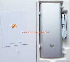 Acumulator extern Xiaomi Mi Power Bank