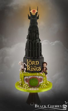 Lord Of The Rings Cake | Black Cherry Cakes