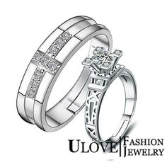 Find More Rings Information about 60% off Couple Rings Promise Ring Sets Wedding  Jewelry for Men Women Aliancas Anel Feminino Masculino Silver Vintage Rings DN01,High Quality jewelry mart,China jewelry box birthday cake Suppliers, Cheap jewelry cameo from D&C Fashion Jewelry Buy to Get a Free Gift on Aliexpress.com