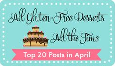 Gluten-Free Wednesdays ~ 5-21-14