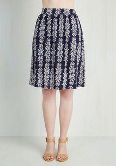 Housewarming Charm Skirt
