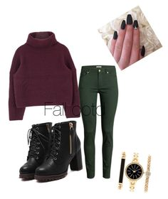 """""""Untitled #1"""" by outsiderforeverash ❤ liked on Polyvore featuring H&M and Style & Co."""